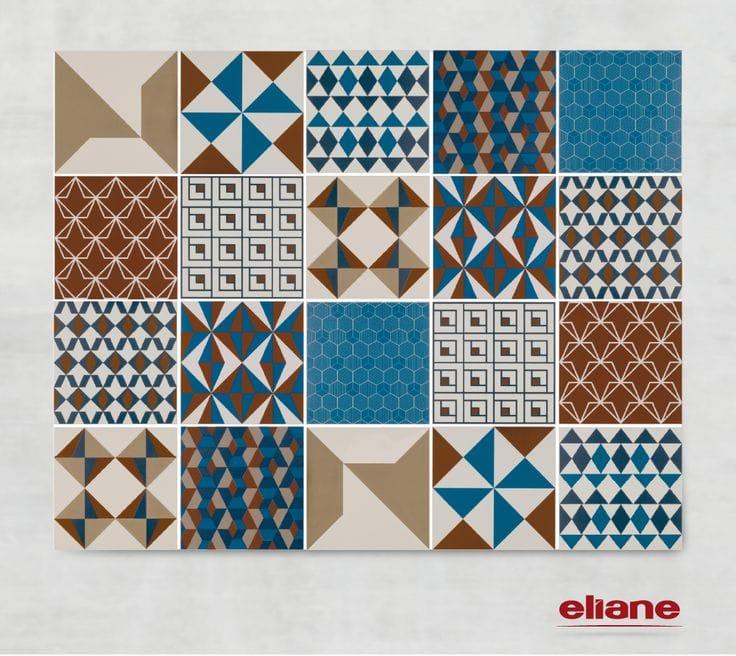 Kit geometrico eliane piso